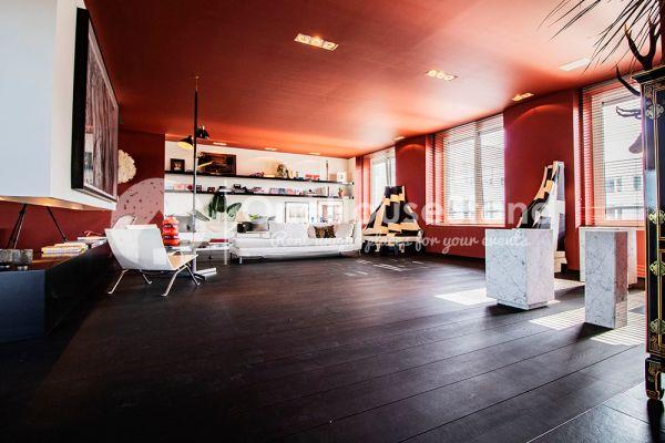 Photo d'une salle à louer à Brussel, Bruxelles, Dans le loft de Gloria 12372