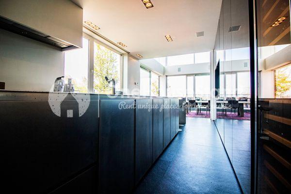 Photo d'une salle à louer à Brussel, Bruxelles, Dans le loft de Gloria 12375