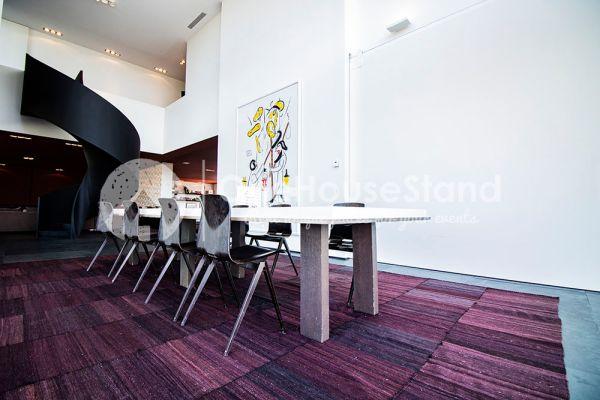 Photo d'une salle à louer à Brussel, Bruxelles, Dans le loft de Gloria 12395