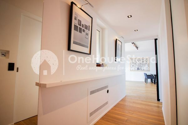 Picture of an event venue rental in Elsene, Brussels, Inside Julien's penthouse 12421