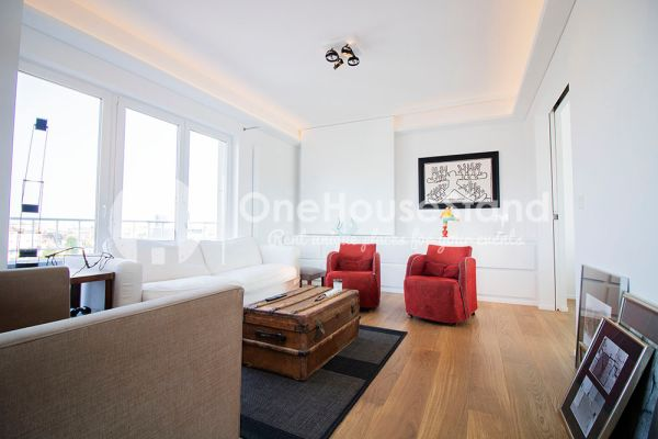 Picture of an event venue rental in Elsene, Brussels, Inside Julien's penthouse 12430