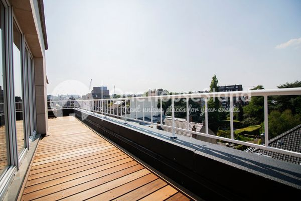 Picture of an event venue rental in Elsene, Brussels, Inside Julien's penthouse 12447
