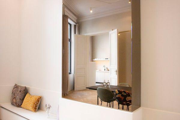 Photo d'une salle à louer à Antwerp, Anvers, Dans l'hôtel de maître de Claudia 12495