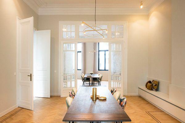 Photo d'une salle à louer à Antwerp, Anvers, Dans l'hôtel de maître de Claudia 12500