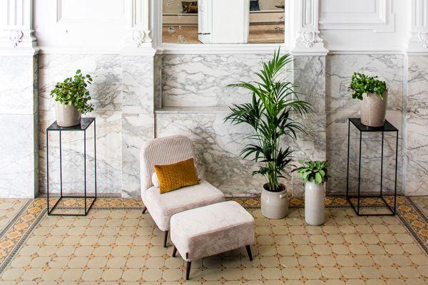 Photo d'une salle à louer à Antwerp, Anvers, Dans l'hôtel de maître de Claudia 12505