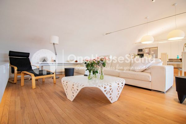 Picture of an event venue rental in Roeselare, West Flanders, Inside Grietje's loft 12510