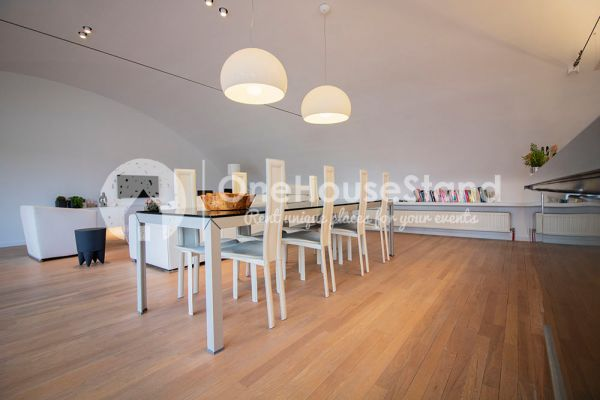Picture of an event venue rental in Roeselare, West Flanders, Inside Grietje's loft 12519