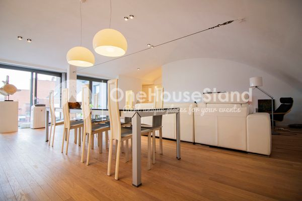 Picture of an event venue rental in Roeselare, West Flanders, Inside Grietje's loft 12523