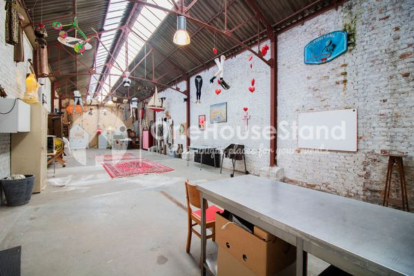 Picture of an event venue rental in Ostende, West Flanders, Inside Tillo's workshop 12552