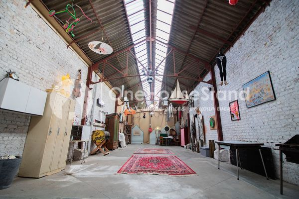 Picture of an event venue rental in Ostende, West Flanders, Inside Tillo's workshop 12553