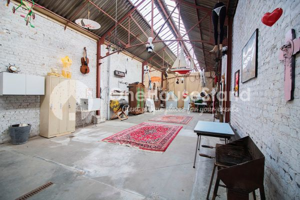 Picture of an event venue rental in Ostende, West Flanders, Inside Tillo's workshop 12554