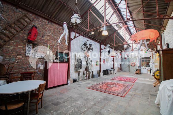 Picture of an event venue rental in Ostende, West Flanders, Inside Tillo's workshop 12556
