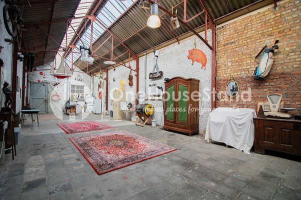 Picture of an event venue rental in Ostende, West Flanders, Inside Tillo's workshop 12557