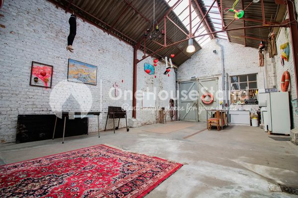Picture of an event venue rental in Ostende, West Flanders, Inside Tillo's workshop 12560