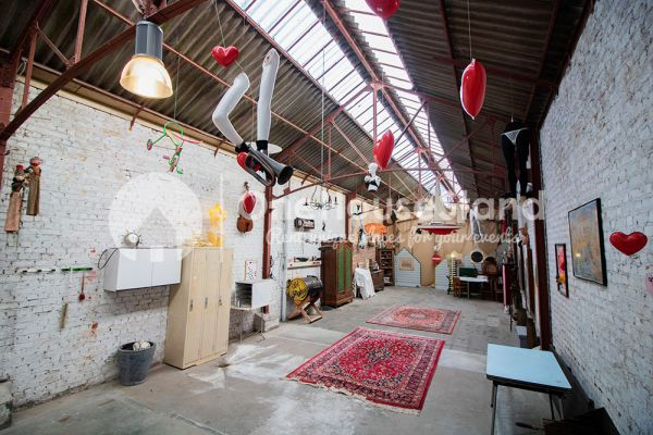 Picture of an event venue rental in Ostende, West Flanders, Inside Tillo's workshop 12561