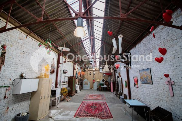 Picture of an event venue rental in Ostende, West Flanders, Inside Tillo's workshop 12562