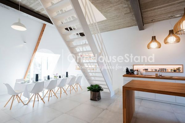 Picture of an event venue rental in Coxyde, West Flanders, Inside Suze's house 12611