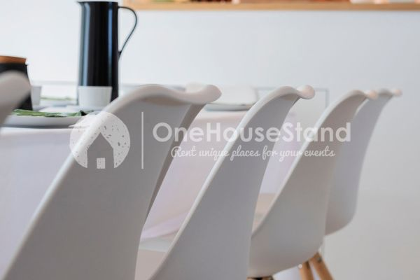 Picture of an event venue rental in Coxyde, West Flanders, Inside Suze's house 12643