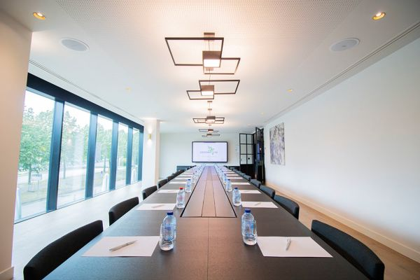 Picture of an event venue rental in Berchem(Antwerp), Antwerp, Inside the Boardroom & Lounge Greenhouse Antwerp 12690