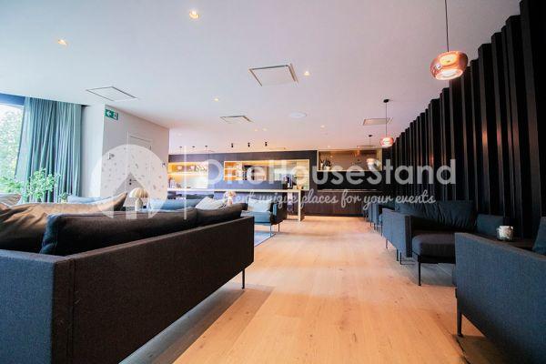 Picture of an event venue rental in Berchem(Antwerp), Antwerp, Inside the Boardroom & Lounge Greenhouse Antwerp 12696