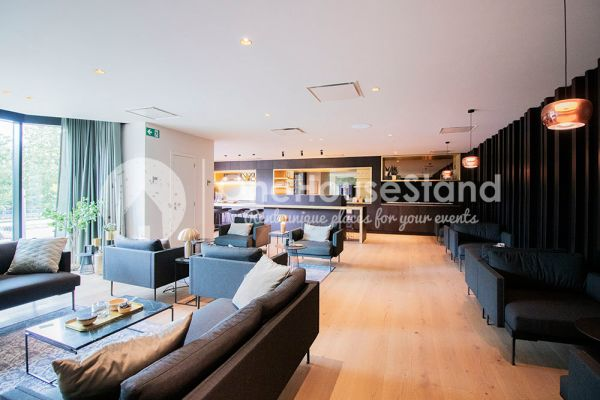 Picture of an event venue rental in Berchem(Antwerp), Antwerp, Inside the Boardroom & Lounge Greenhouse Antwerp 12697