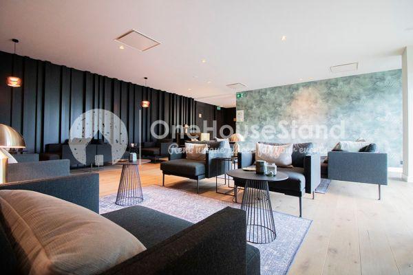 Picture of an event venue rental in Berchem(Antwerp), Antwerp, Inside the Boardroom & Lounge Greenhouse Antwerp 12699