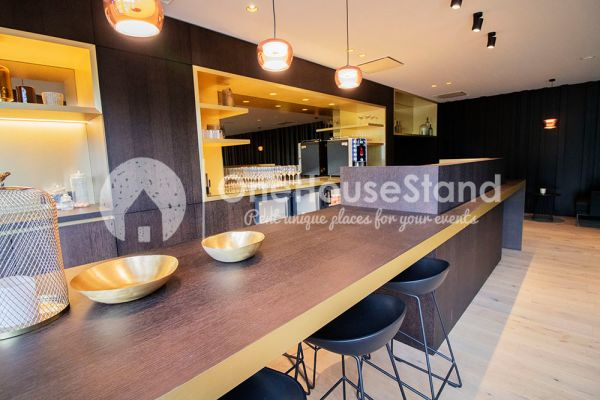 Feestzaal verhuren in Berchem(Antwerp), Antwerpen, In de Boardroom & Lounge Greenhouse Antwerp 12701