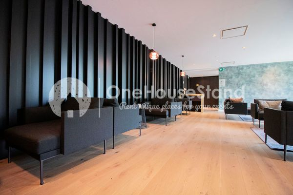 Picture of an event venue rental in Berchem(Antwerp), Antwerp, Inside the Boardroom & Lounge Greenhouse Antwerp 12705