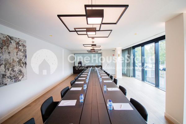 Picture of an event venue rental in Berchem(Antwerp), Antwerp, Inside the Boardroom & Lounge Greenhouse Antwerp 12708