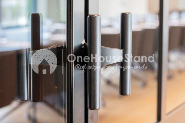 Picture of an event venue rental in Berchem(Antwerp), Antwerp, Inside the Boardroom & Lounge Greenhouse Antwerp 12720