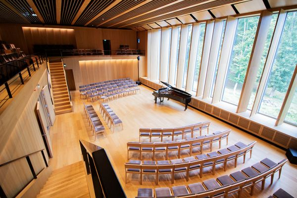 Picture of an event venue rental in Waterloo, Walloon Brabant, Inside the Queen Elisabeth Music Chapel 12851