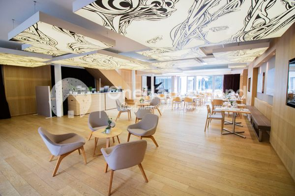 Picture of an event venue rental in Waterloo, Walloon Brabant, Inside the Queen Elisabeth Music Chapel 12855