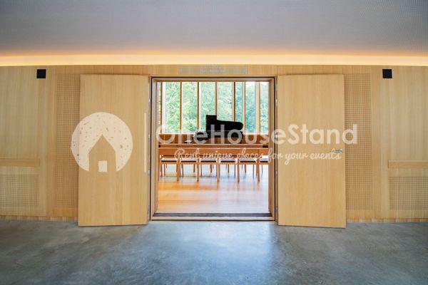 Photo d'une salle à louer à Waterloo, Brabant Wallon, Dans la Chapelle Musicale Reine Elisabeth 12860