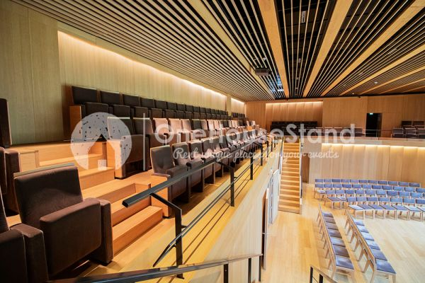 Picture of an event venue rental in Waterloo, Walloon Brabant, Inside the Queen Elisabeth Music Chapel 12866