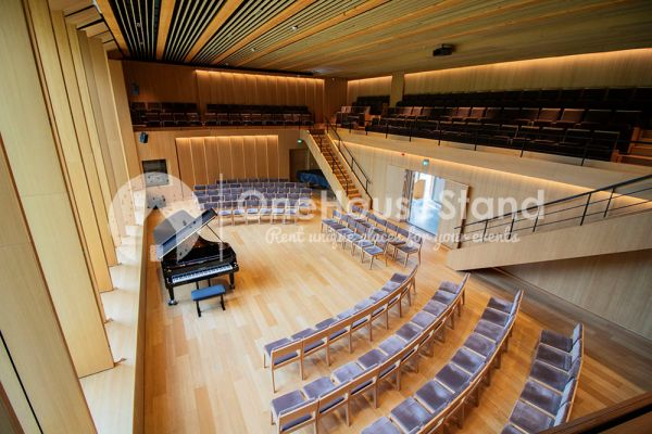 Picture of an event venue rental in Waterloo, Walloon Brabant, Inside the Queen Elisabeth Music Chapel 12867