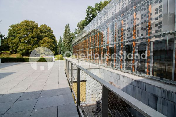 Picture of an event venue rental in Waterloo, Walloon Brabant, Inside the Queen Elisabeth Music Chapel 12875