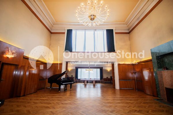 Picture of an event venue rental in Waterloo, Walloon Brabant, Inside the Queen Elisabeth Music Chapel 12891