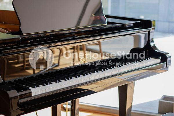 Feestzaal verhuren in Waterloo, Waals-Brabant, In de Muziekkapel van Koningin Elisabeth 12912