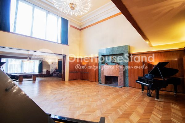 Picture of an event venue rental in Waterloo, Walloon Brabant, Inside the Queen Elisabeth Music Chapel 12928