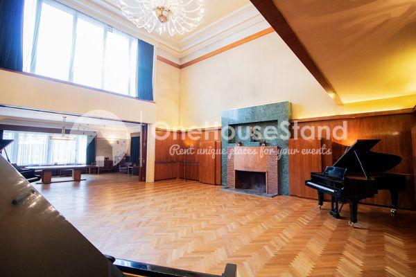 Feestzaal verhuren in Waterloo, Waals-Brabant, In de Muziekkapel van Koningin Elisabeth 12928