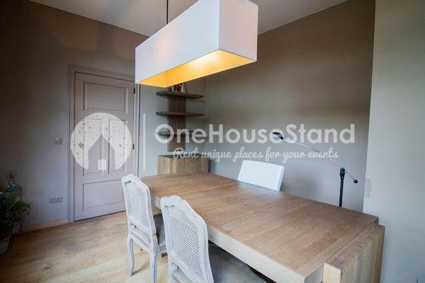 Photo d'une salle à louer à Wetteren, Flandre Orientale, Dans la maison de Marleen 12736