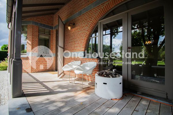 Picture of an event venue rental in Wetteren, East Flanders, Inside Marleen's house 12752