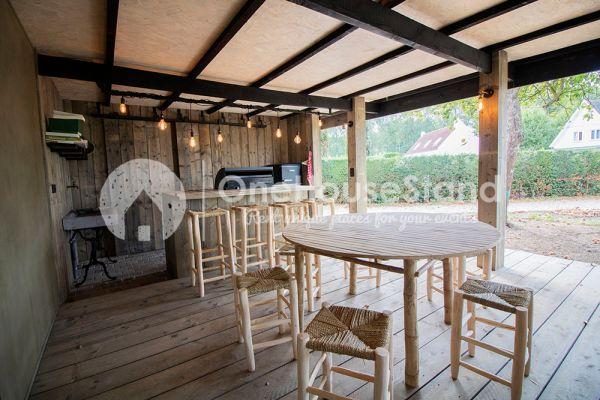Photo d'une salle à louer à Wetteren, Flandre Orientale, Dans la maison de Marleen 12764