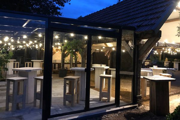Picture of an event venue rental in Kapellen, Antwerp, Inside Filip's winter garden 12971