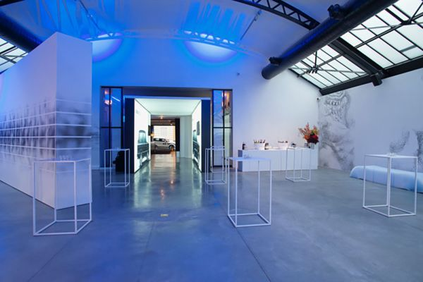 Picture of an event venue rental in Elsene, Brussels, Inside Hubert's gallery 13117
