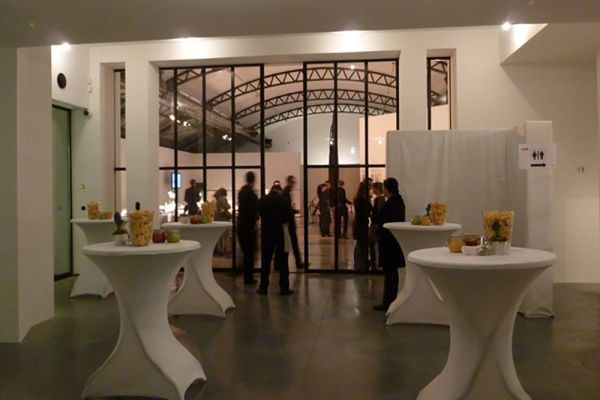 Picture of an event venue rental in Elsene, Brussels, Inside Hubert's gallery 13120