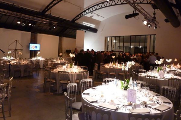 Picture of an event venue rental in Elsene, Brussels, Inside Hubert's gallery 13121
