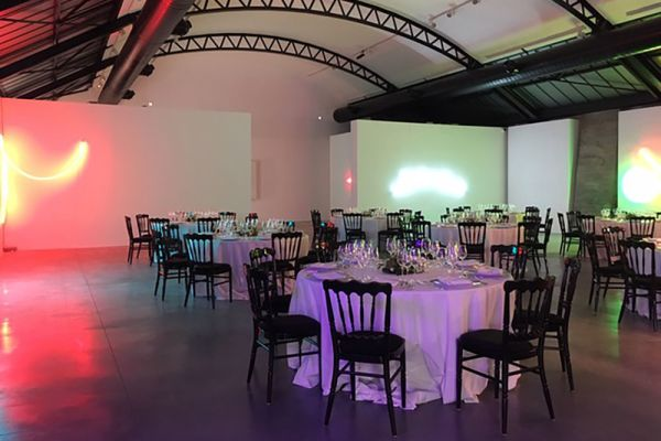Picture of an event venue rental in Elsene, Brussels, Inside Hubert's gallery 13122