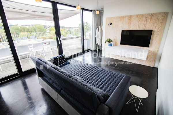 Picture of an event venue rental in Herent, Flemish Brabant, Inside Ria's penthouse 13131