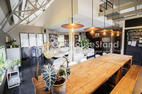 Picture of an event venue rental in Herent, Flemish Brabant, Inside Ria's penthouse 13175